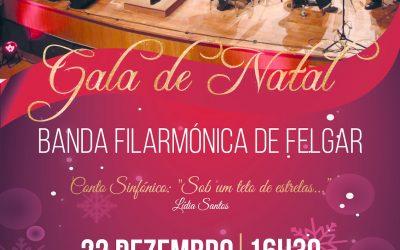 Gala de Natal da Banda Filarmónica de Felgar