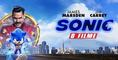 "Cinema – ""Sonic – O Filme"""