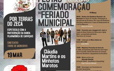 Comemoração do Feriado Municipal