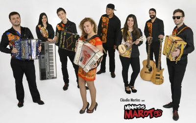 Claúdia Martins e Minhotos Marotos
